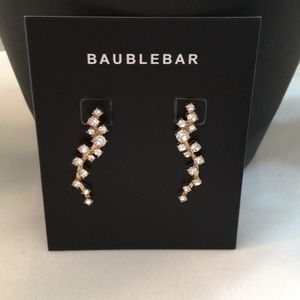 Baublebar ear crawler earring